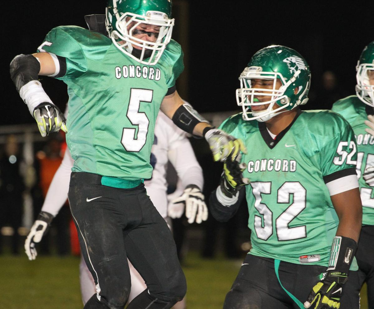 Strikeforce sports coupons - Concord Football Strike Force Defense Key For Minutemen