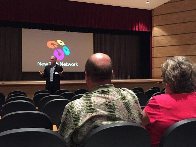 Goshen community schools new tech concept laid out at town hall