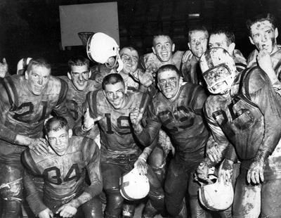 PREP FOOTBALL: '59 Goshen football goes 8-1