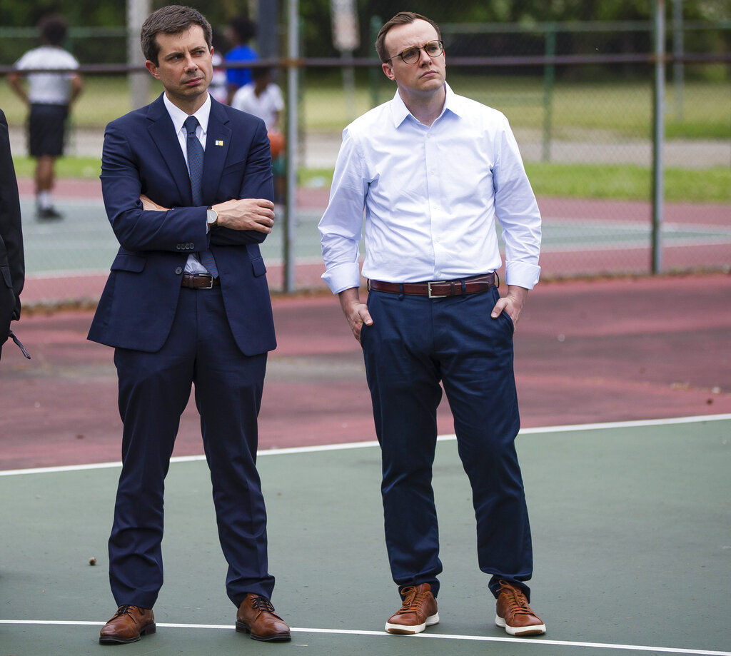 Back home in South Bend, Buttigieg faces 'his nightmare