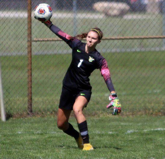 Homestead vs. Northridge girls soccer pictures 2