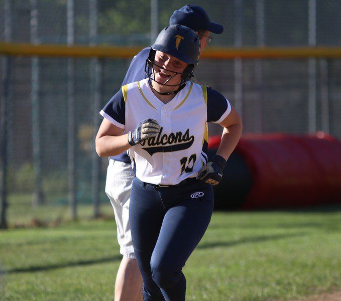 PREP SOFTBALL: Roose's homer leads Lakeland past Fairfield in sectional championship