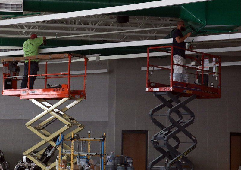 PREP SPORTS: Concord ready to open new Fitness and Performance Center