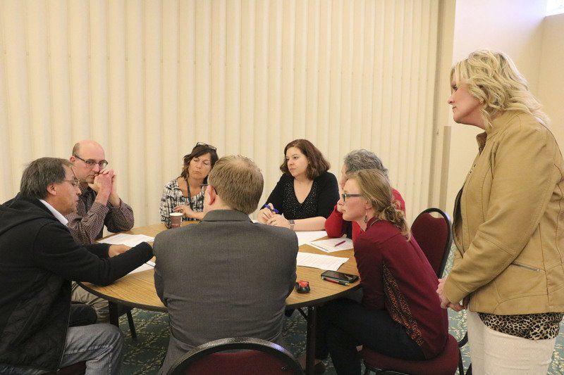 Educators, parents help state officials develop education plan