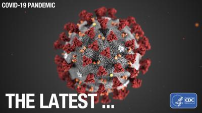 Coronavirus The latest LOGO