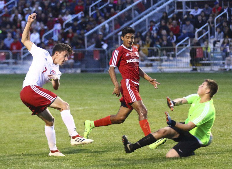BOYS SOCCER: Goshen, Concord advance to sectional championship