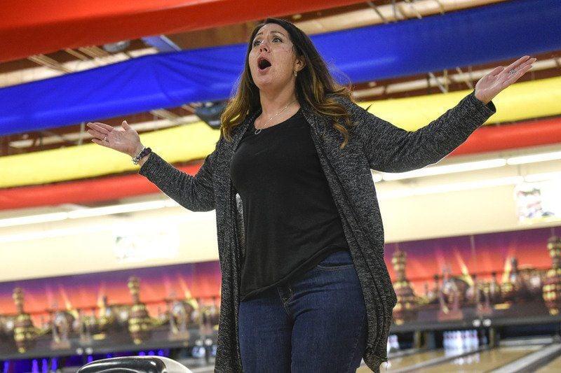 'Big' bowling event raises money