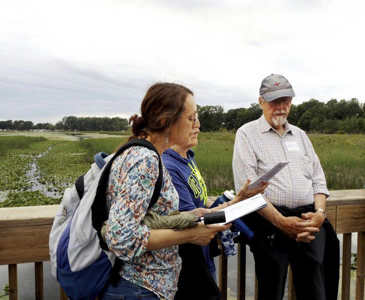 INDIANA BICENTENNIAL: State poet laureate takes a sunset stroll in Syracuse