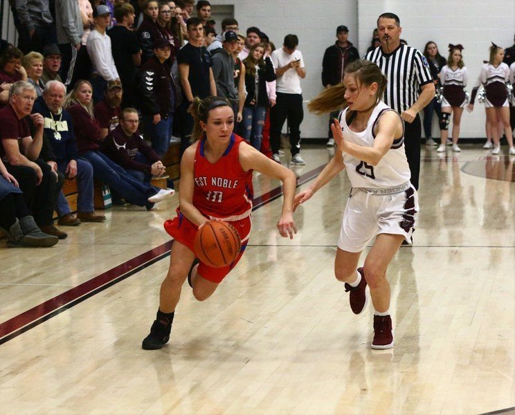 Image result for west noble lady chargers basketball
