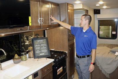 RV INDUSTRY: Winnebago has record year