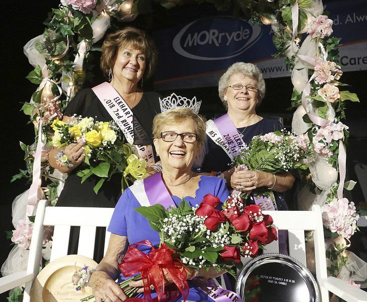 Senior queen to be crowned Tuesday