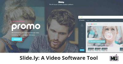 Slide.ly is a video software tool