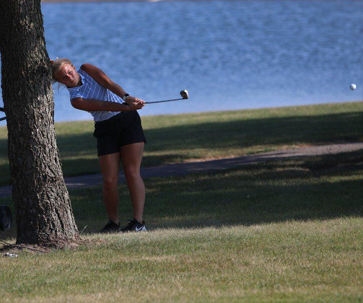 PREP GIRLS GOLF: NorthWood sets 18-hole program record, wins own invite
