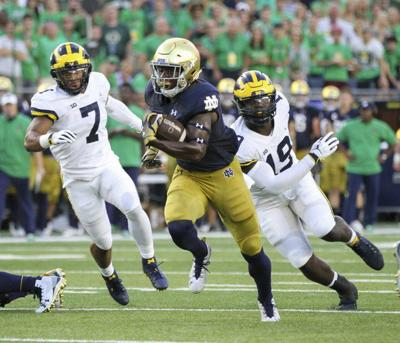 NOTRE DAME NOTEBOOK: Armstrong ready to show he's 100 percent