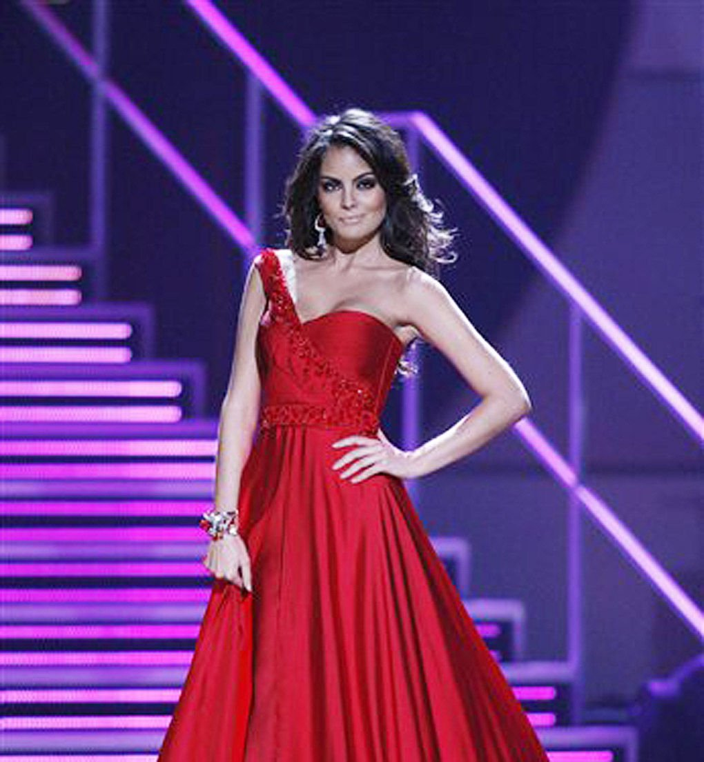 Mexico\'s newest icon: 22-year-old Miss Universe | Lifestyles ...
