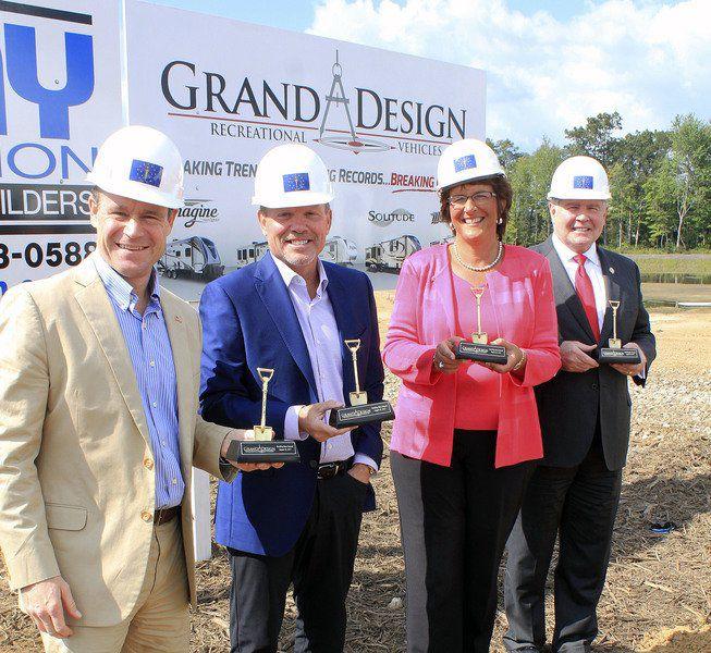 Grand Design adding factories, jobs