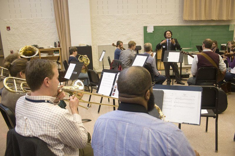 Program Designed To Provide Musical Instruction To Low Income