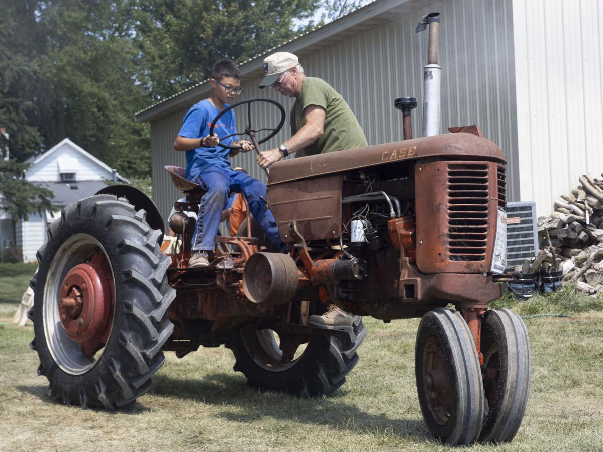 Wakarusa Vintage Power Show