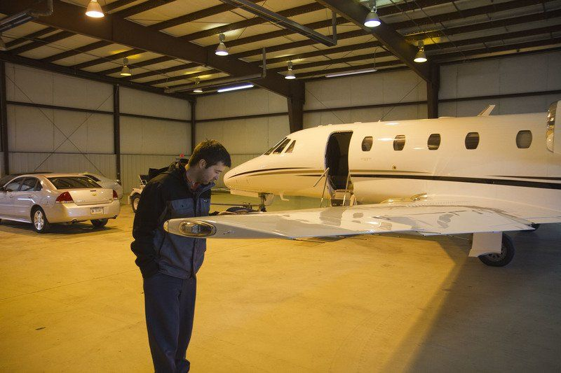 WHO WE ARE: Goshen's Municipal Airport has a significant impact on local economy