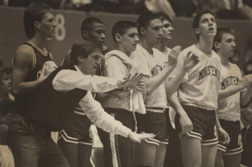 Hahn coaching 1990 season