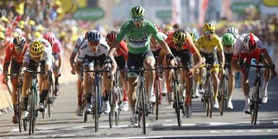 TOUR DE FRANCE: Stage 6 climb to rob also-rans of hidey holes
