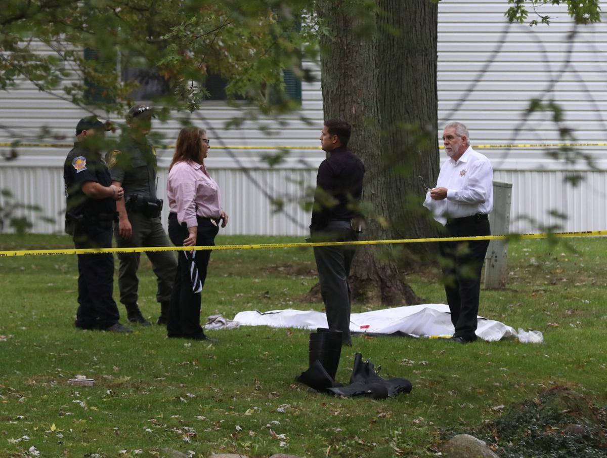 Body Found In Water Near Goshen Mobile Home Park