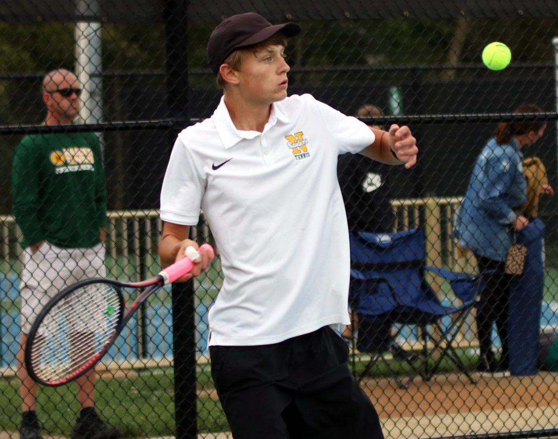 PREP BOYS TENNIS: Northridge tops Concord to win sectional crown