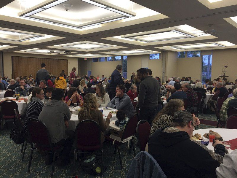 GOSHEN COLLEGE: Alumni return for joyful homecoming weekend