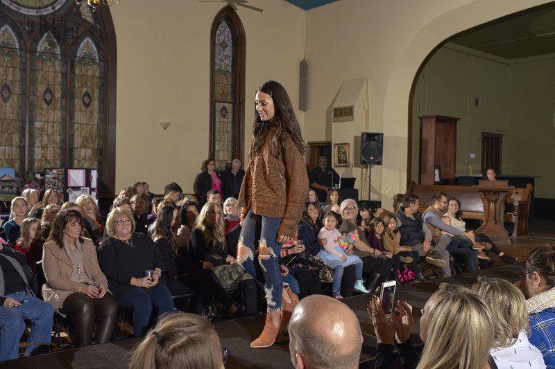 Fashion show raises money for SPA Women's Ministry