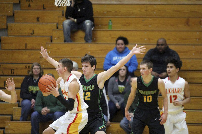BOYS BASKETBALL: Yoders lead Northridge to road win at Memorial