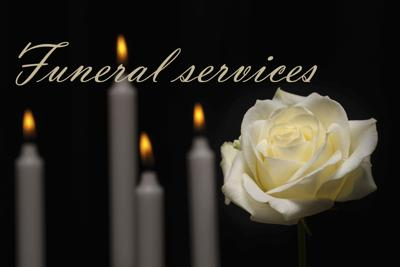 FUNERAL SERVICES: MAY 5
