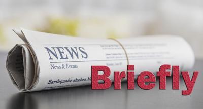 Local news briefs