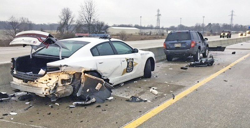 One killed amid rash of weather-related crashes | Local News