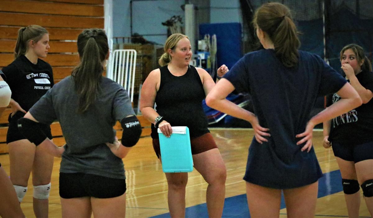 0617 Alli Hawkins-Stiffney BC Volleyball