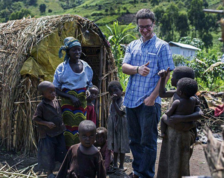 Search continues for Bethany grad kidnapped in Congo