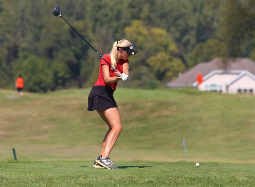 PREP GIRLS GOLF: NorthWood four-peats as sectional champs; Sechrist receives award
