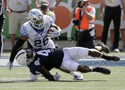 bf8e39b9e94 COLLEGE FOOTBALL: Snell runs wild, Kentucky holds off Penn State ...