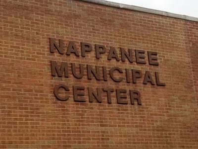 Nappanee City Hall