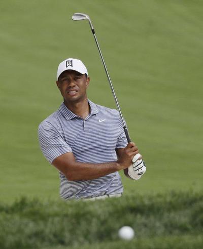 PGA: Woods needs good week, good health