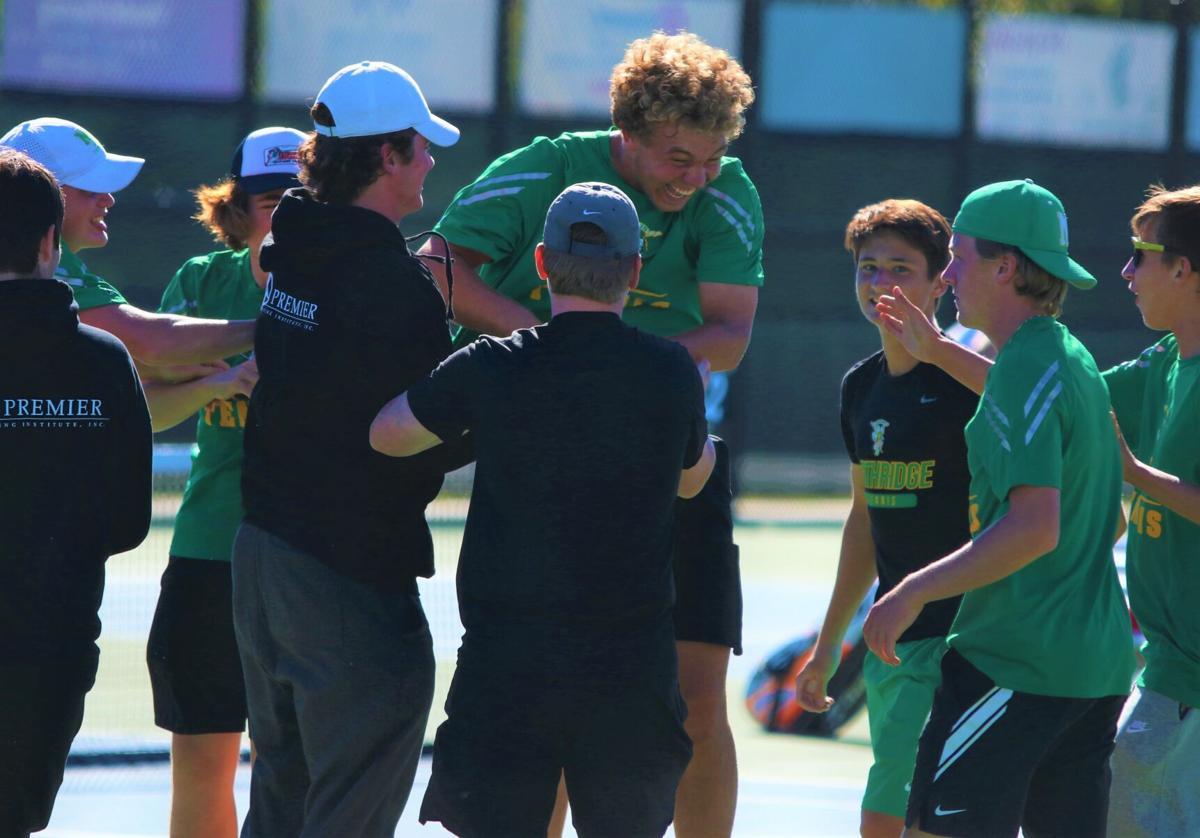 Evan Nay Northridge boys tennis NLC tourney 9 25 2021.JPG