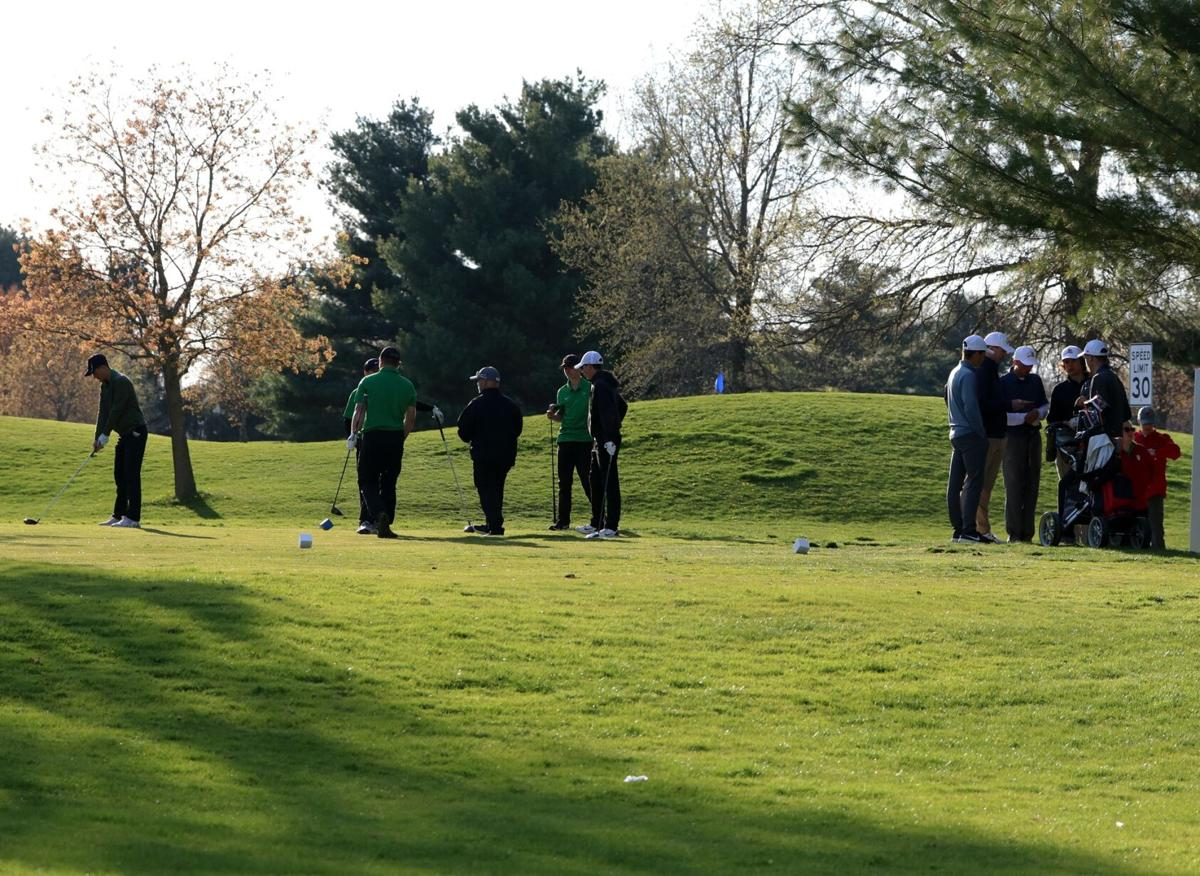 Northridge NorthWood boys golf playoff 4 17 2021
