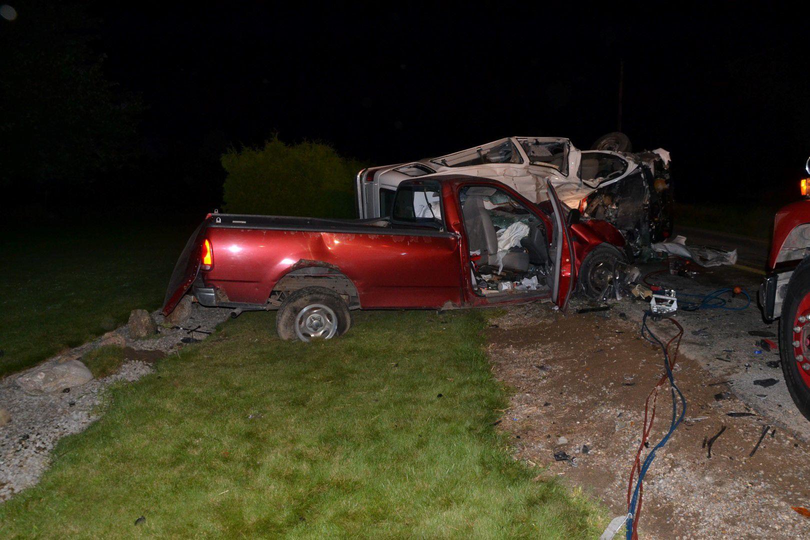 Updated Crash Near Nappanee Claims Life Of One Man News