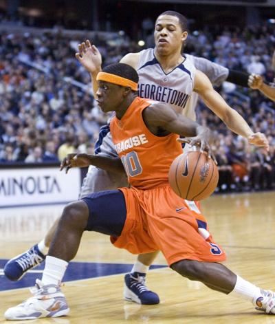 No 9 Georgetown Has 64 62 Ot Win Over Syracuse National