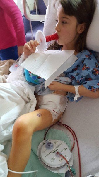 WHOLE FAMILY: Daughter diagnosed with Lyme Disease after surgery