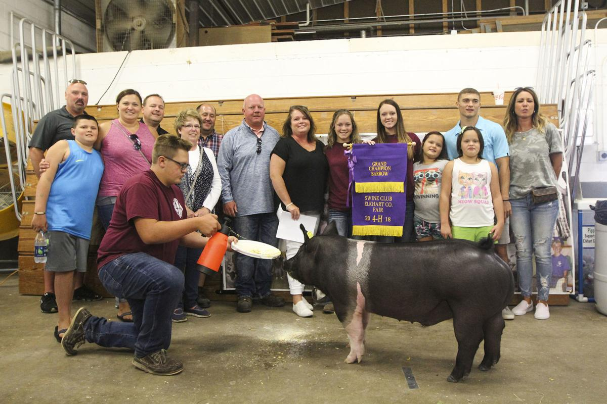 Elkhart County 4-H Fair auction results: More than $1 2M raised
