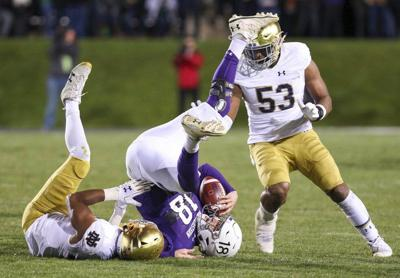 ND NOTEBOOK: Kareem, Okwara determined to have strong senior years