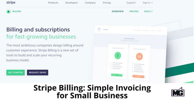 tech talk stripe billing simple invoicing for small business