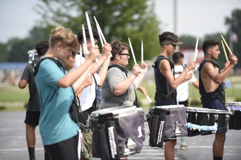 'It is expensive to be competitive' high school band directors say