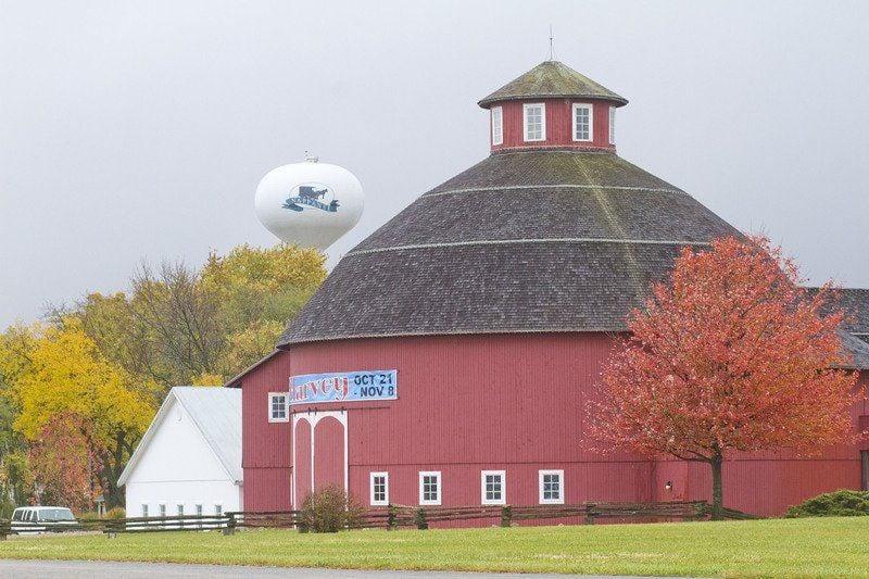 Amish Acres Round Barn Theatre