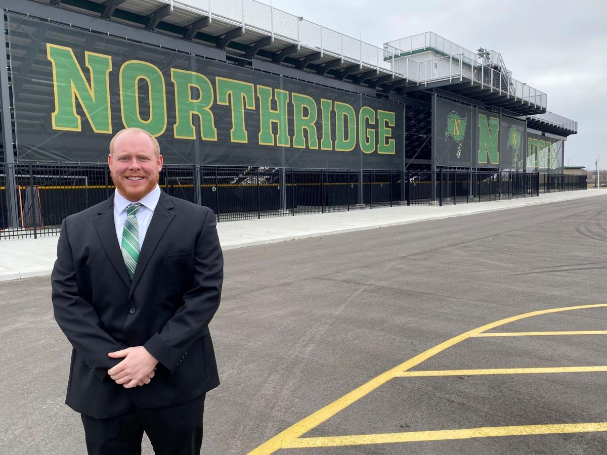Chad Eppley Northridge football